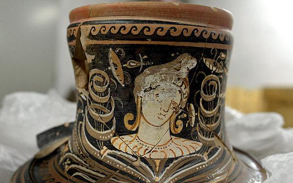 伊特魯里亞文明存於公元前 12 世紀至公元前 1 世紀,位於今意大利。 圖片來源:Geneva Public Ministry