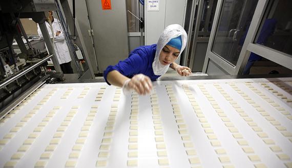 土耳其政府鼓勵女性就業,但女性就業率仍未如理想。圖片來源:路透社