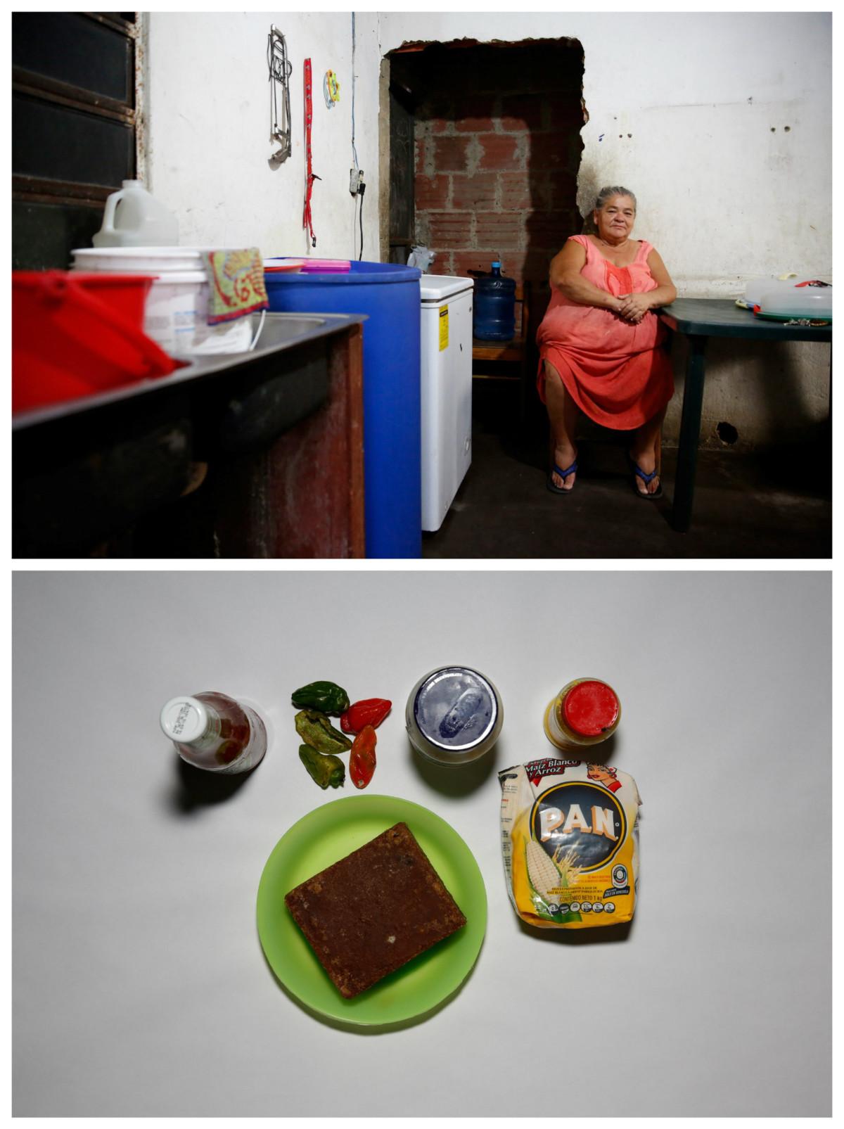 Antonia Torres:「應食的食得少,不應食的食多了。」