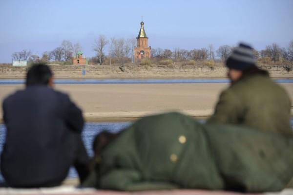 現時約有 7,000 萬人居於接壤俄國的中國北部,俄府送地吸引國民移居遠東,相信是希望阻止中國人進佔該區。圖片來源:路透社