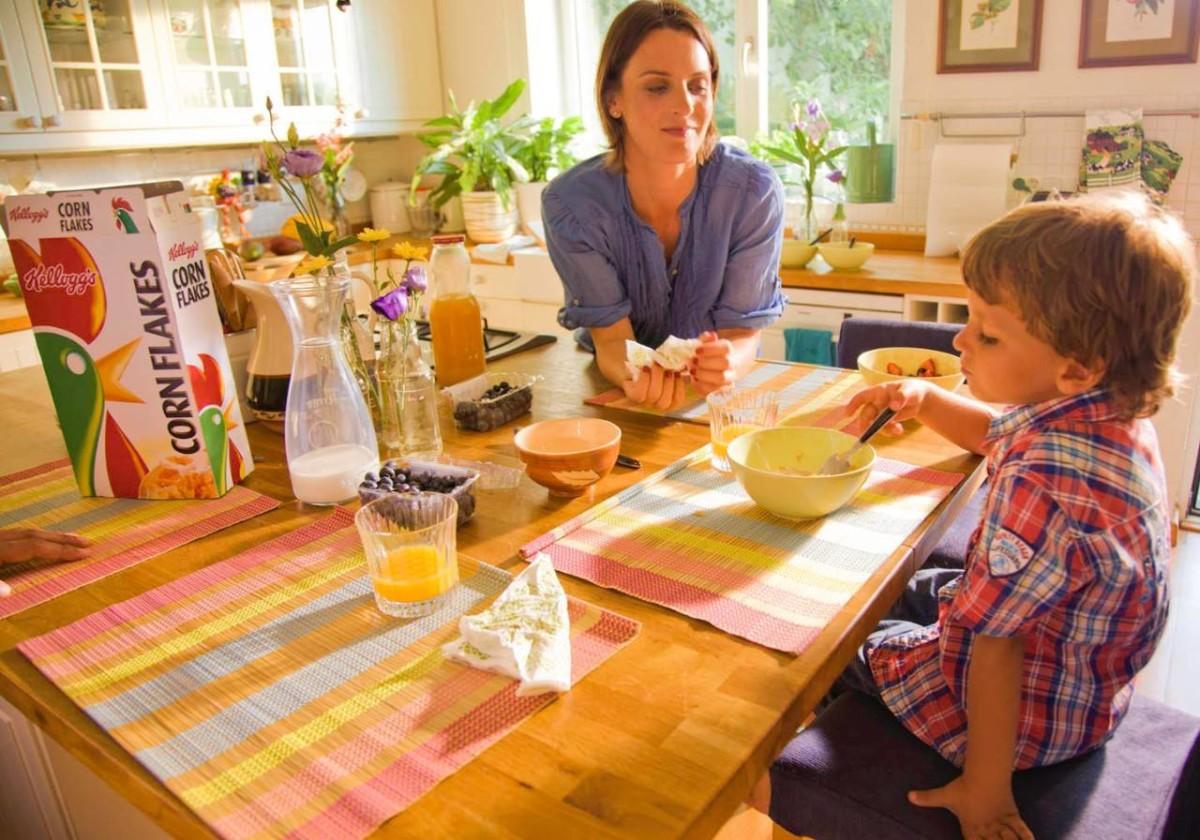兒童吃早餐真的有助他們身體發展和上學更專心?
