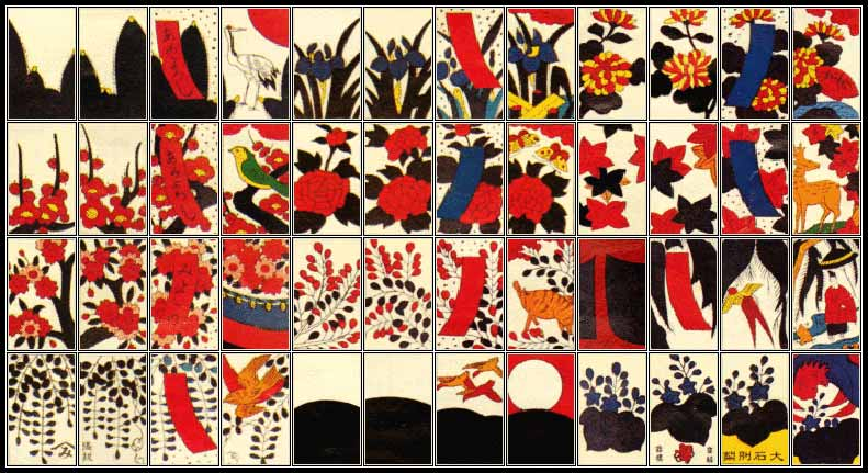 任天堂最初是製作花札紙牌遊戲發跡。 圖片來源:TechnoBuffalo