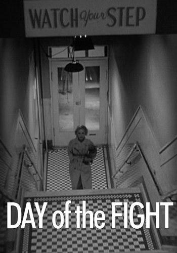 電影 Day of the fight 海報