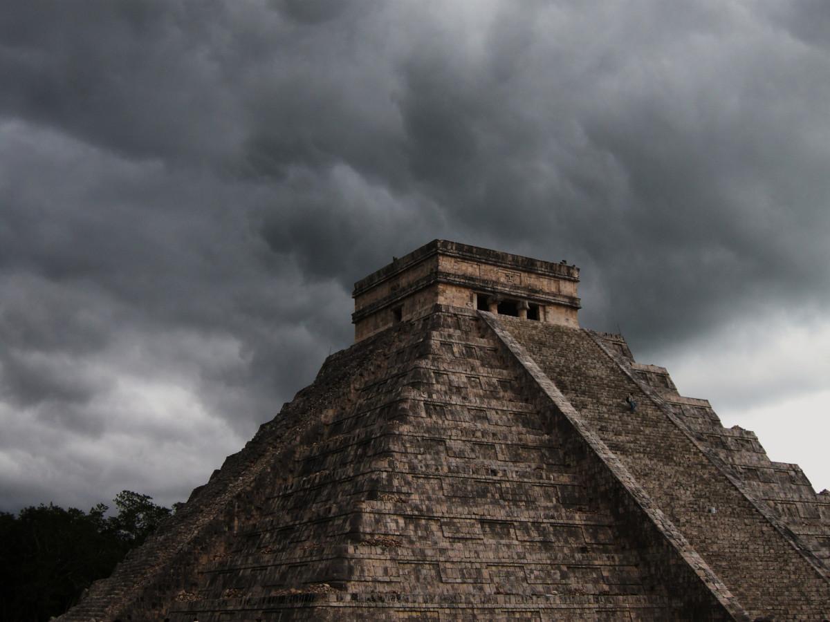 英美考古學家有新研究顯示旱災和社會興衰的相關性。 圖片來源:flickr