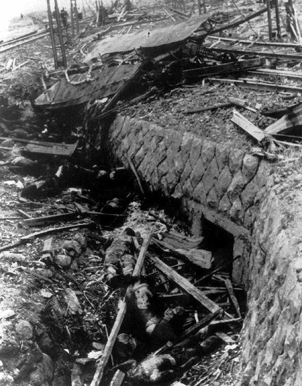 「Fat Man」造成 74000 人喪生,另有 75000 人受傷,未計輻射影響。 圖片來源:路透社