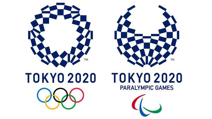 2020 年東京奧運新會徽。