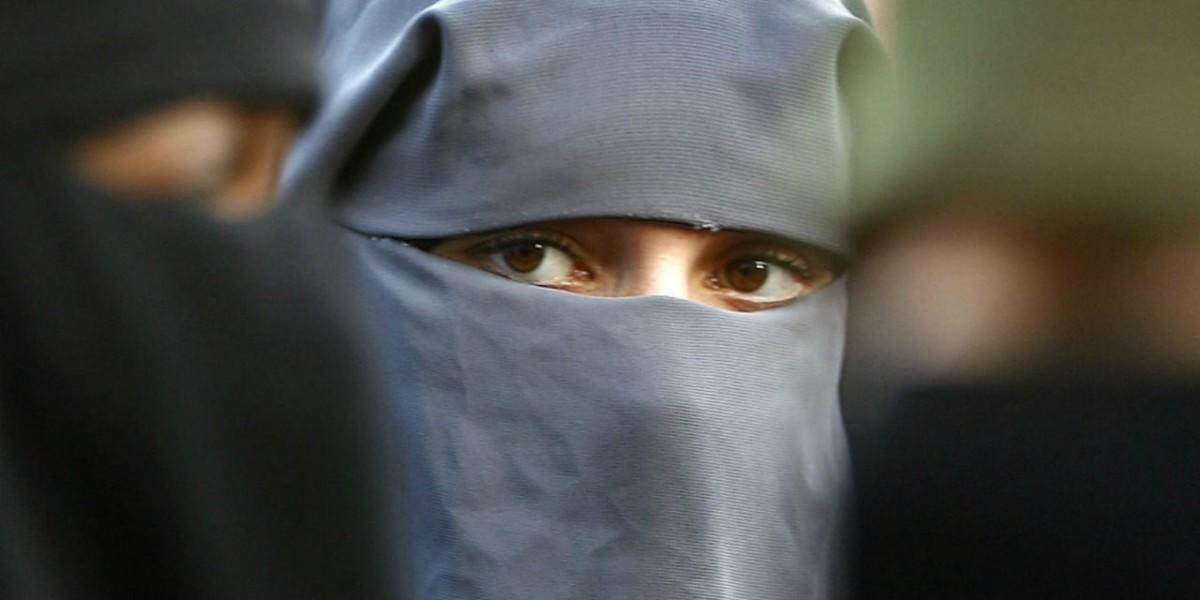 面紗爭議激化西方穆斯林的身份矛盾:做西方人,還是做穆斯林? 圖片來源:路透社
