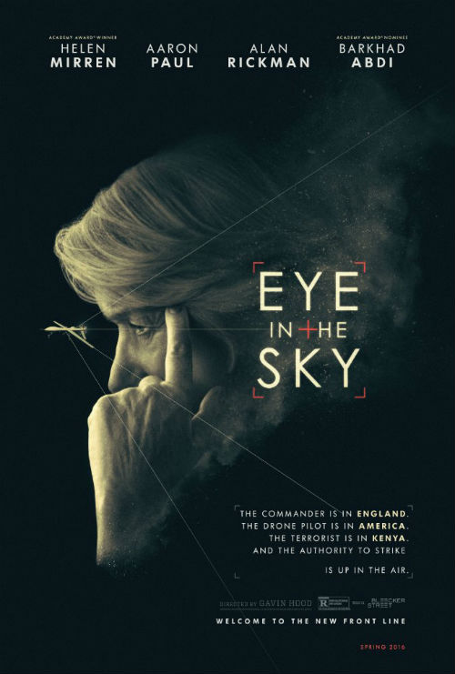 Eye in the Sky 電影海報