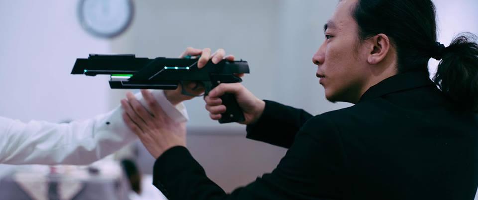 電影「」 圖片來源:「《燎原》ー香港浸會大學電影學院高級文憑2016年畢業作品放映展」Facebook 專頁