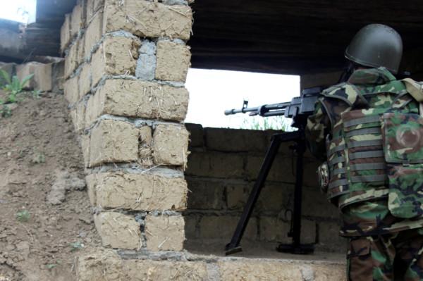亞美尼亞與阿塞拜疆在「納卡地區」長期衝突。 圖片來源:路透社