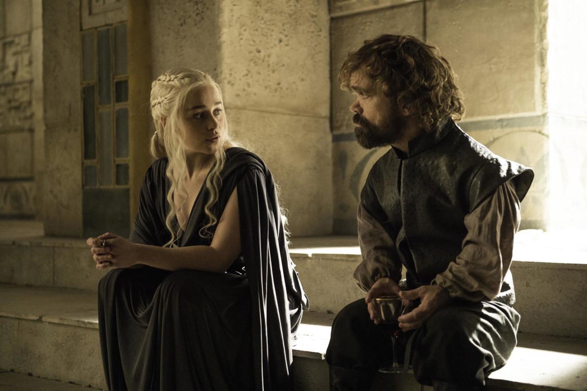 「權力遊戲」劇照。 圖片來源:HBO
