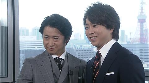 大野智主演的「世界最難的戀愛」在最後一集找來同屬「嵐」的櫻井翔來客串。 (劇照)