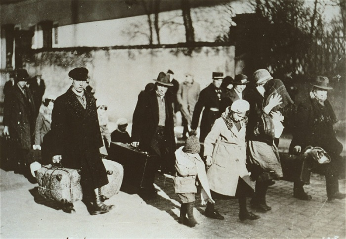1936 年。 圖片來源:ushmm.org