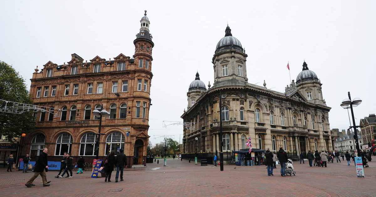 Hull 市所屬的選區中,脫歐得票率達 68%,比全國得票率的 51.9% 高出甚多。圖片來源:BBC