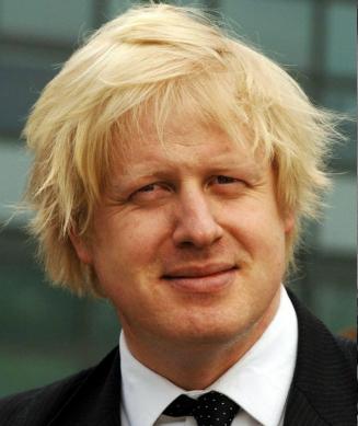 Boris Johnson 圖片來源:Pinterest