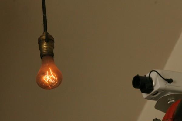 百年燈泡加利福尼亞州Livermore市其一消防局,至 1901 年首次着燈後,至今仍能發光。 圖片來源:wikicommon