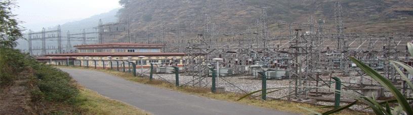 不丹近年大興水力發電工程,供電盈利是全國主要收入來源。 圖片來源:bea.gov.bt