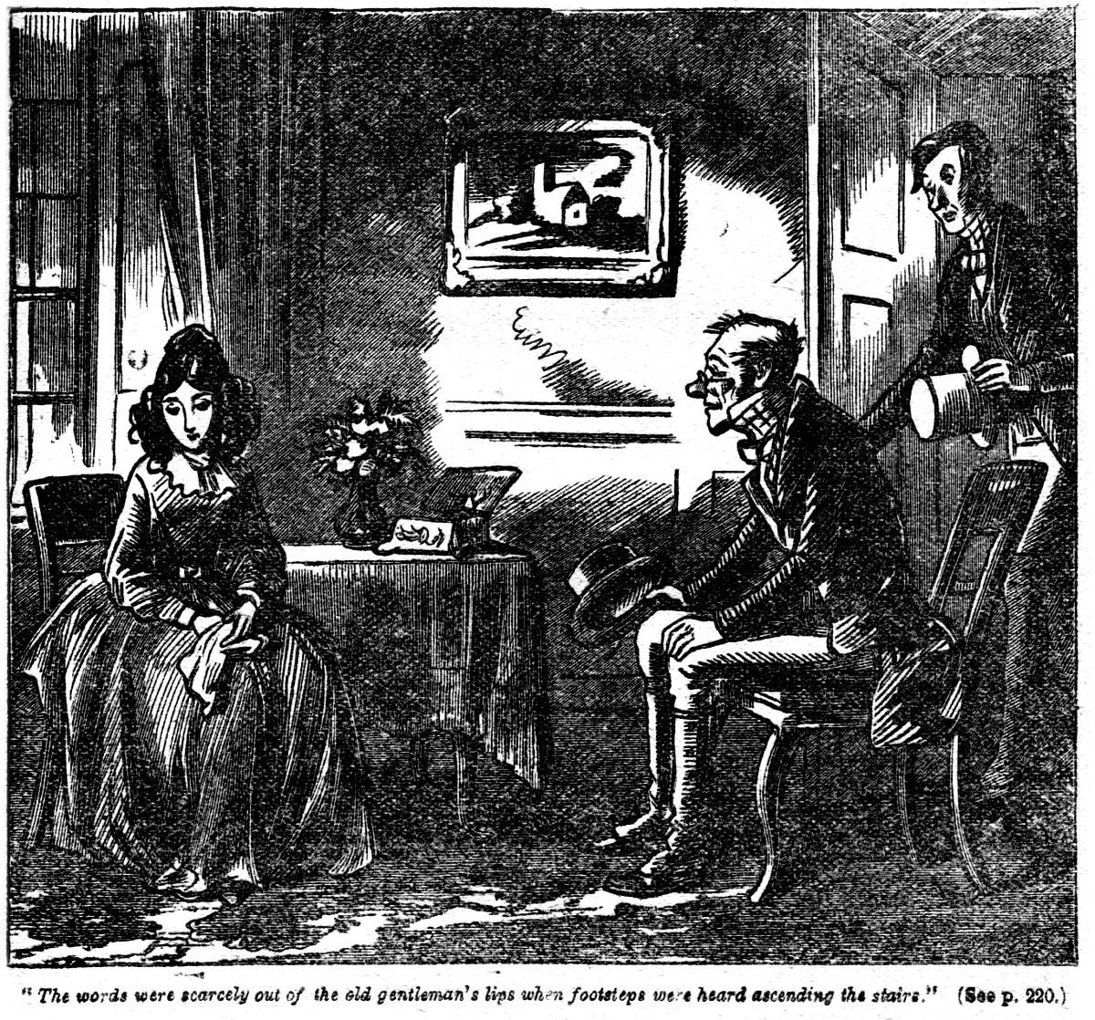 約會流行之前,女性只能在家待 Call。