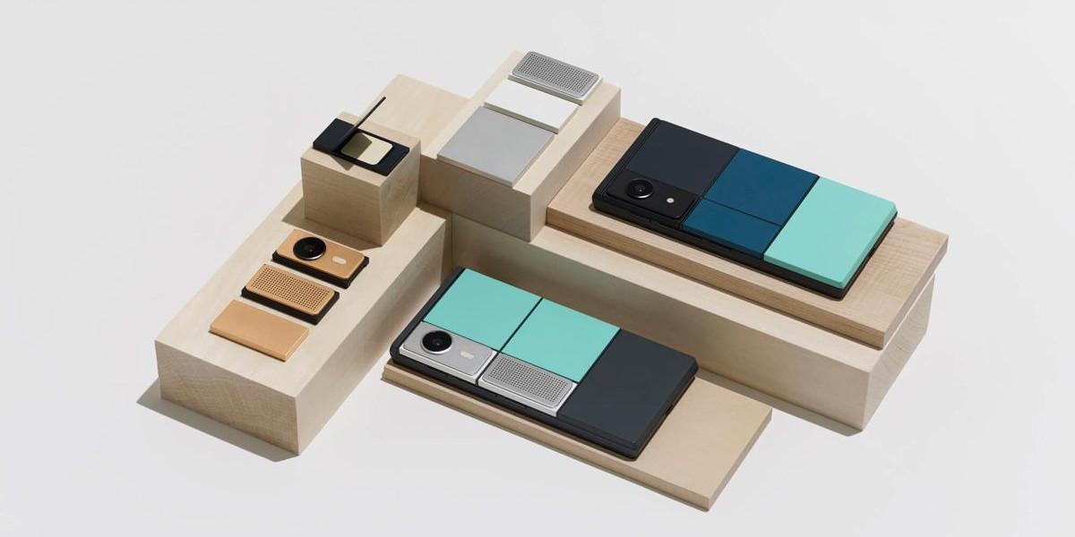 模組化手機 Ara 源自概念源自荷蘭設計師 Dave Hakkens,希望減少電子垃圾,惟早前原設計師撰文,將上市的 Ara 減少可換模組,有違原意。 圖片來源:davehakkens.nl