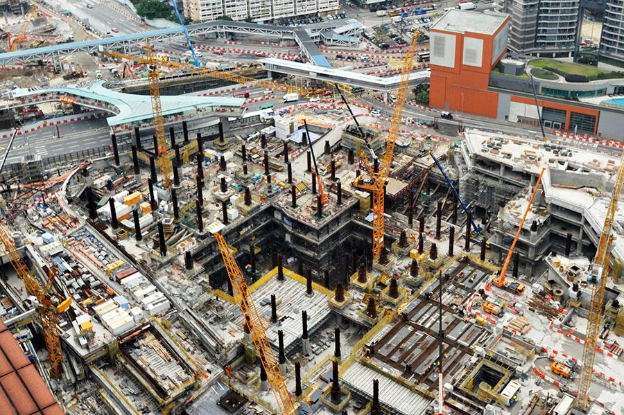 甚麼叫失敗投資? 圖片來源:港鐵
