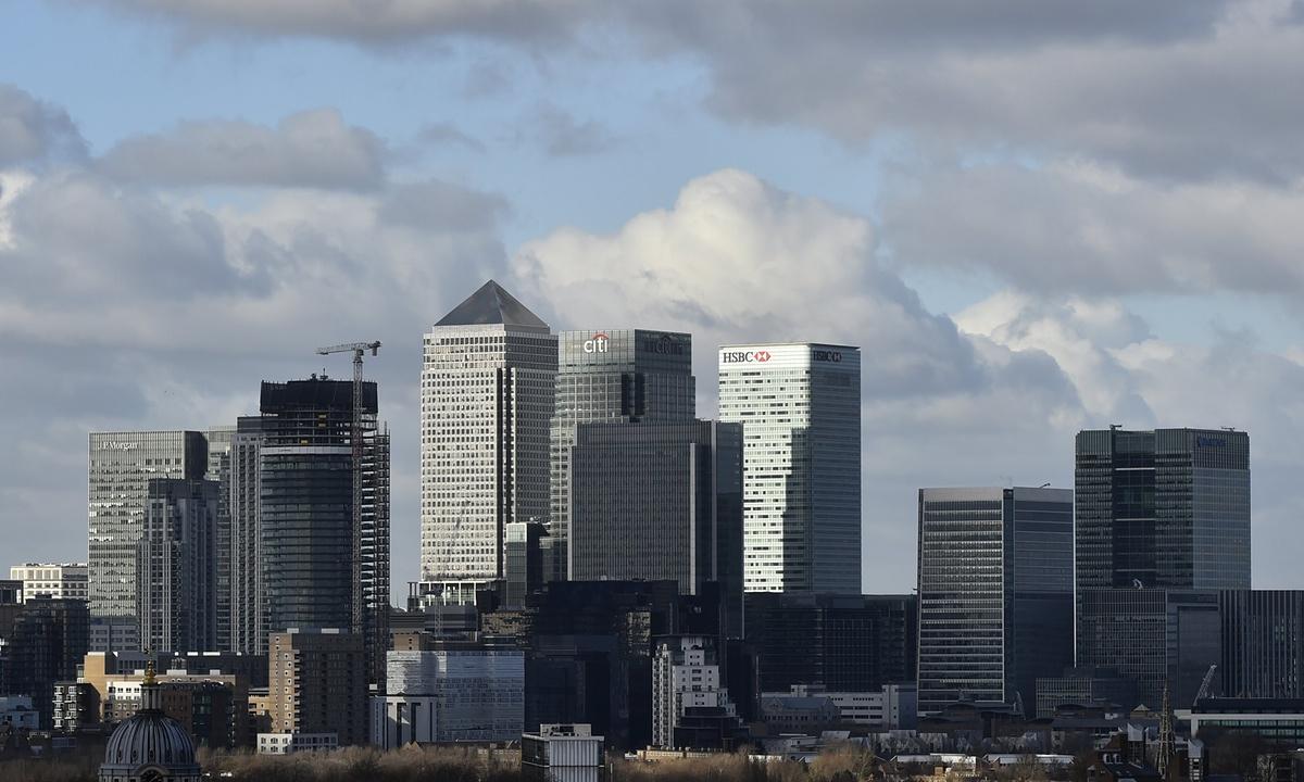 力保倫敦的國際金融中心地位,將會是 David Davis 在脫歐談判上的一大重心。圖片來源:路透社