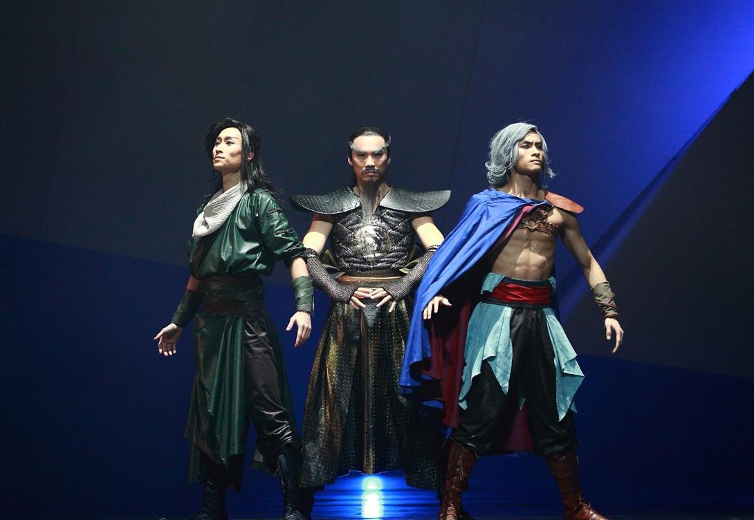 圖片來源:香港舞蹈團官方網頁