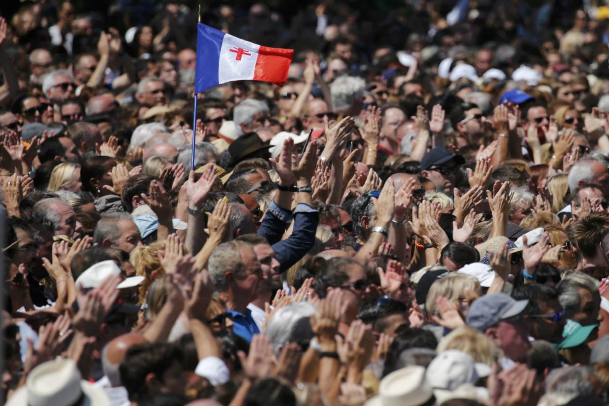 自 2012 年起,法國經歷不下 9 宗大型恐襲。 圖片來源:路透社