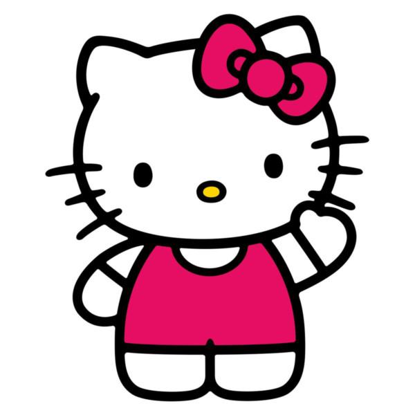 Hello Kitty 多年來在國際受歡迎程度不減。 圖片來源:wikicommons