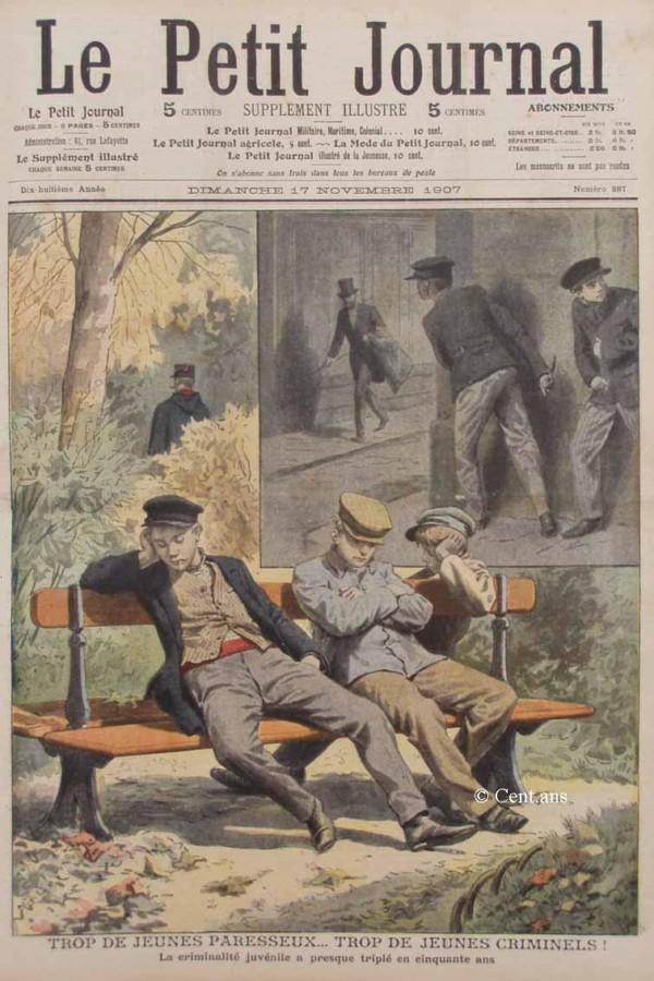 100 年前對懶惰的污名化:「太多懶童……太多問題兒童!」