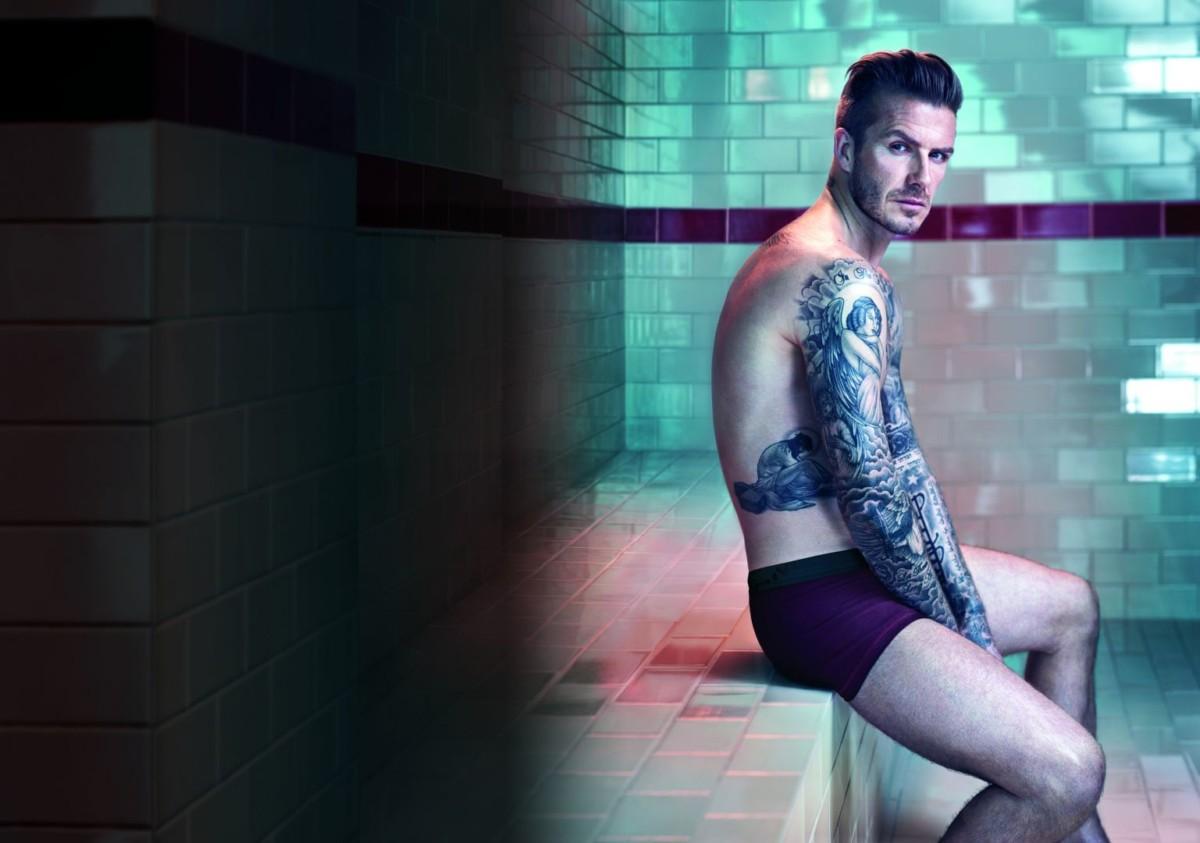 碧咸也曾因紋身版權問題,差點與紋身師鬧上法庭。圖片來源:H&M