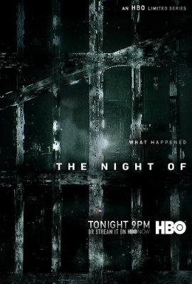 The Night Of 宣傳海報