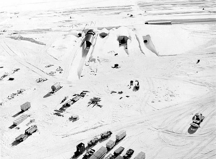 美軍世紀營。圖片來源:Wikimedia