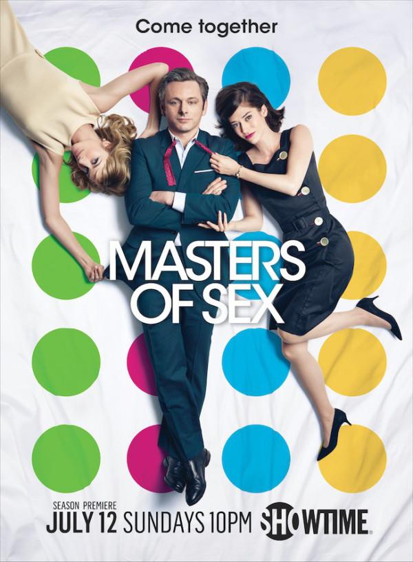 美劇「Masters of Sex」海報
