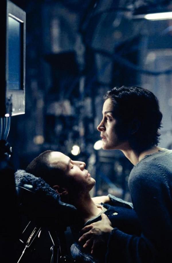 套用類似意念的電影「The Matrix」。圖片來源:IMDb