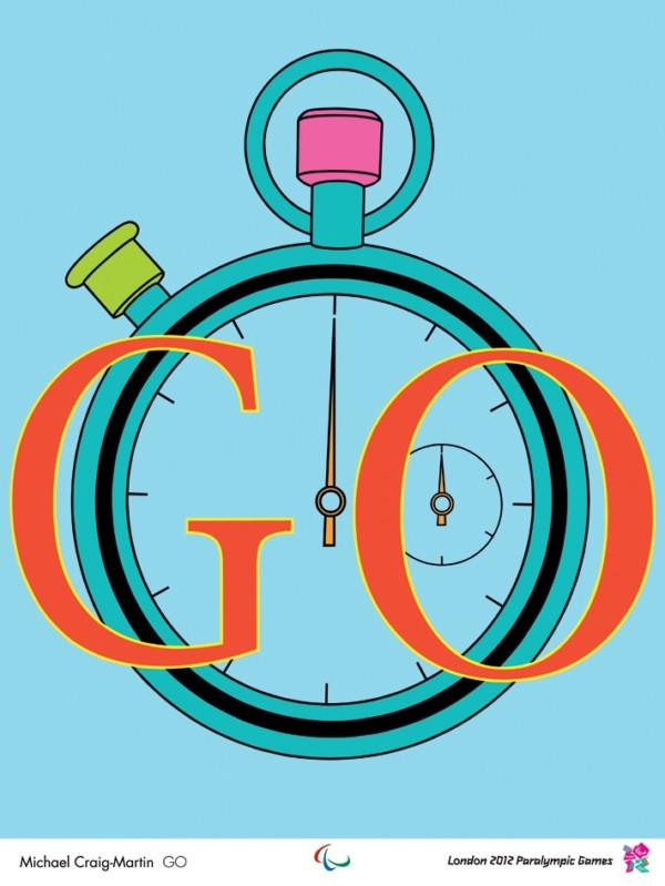 michael craig-martin go london olympic