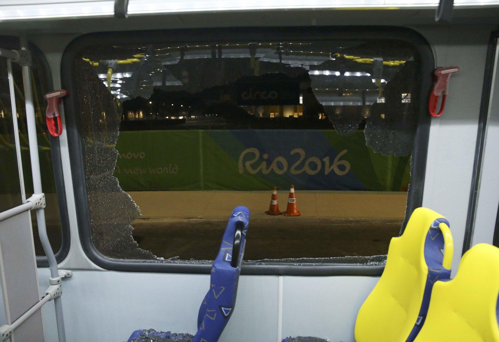 身處危機四伏的奧運,考驗眾人逆境自保的求生術。圖片來源:路透社