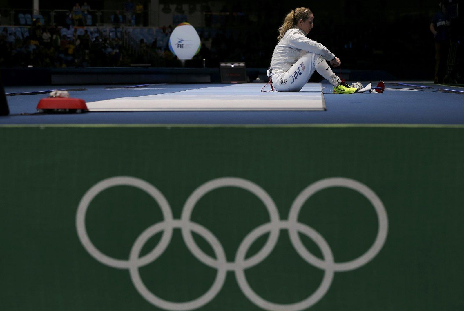 奧運夢醒,不少健兒回到現實,需要重新面對生計壓力,甚至一身負債。圖片來源:路透社