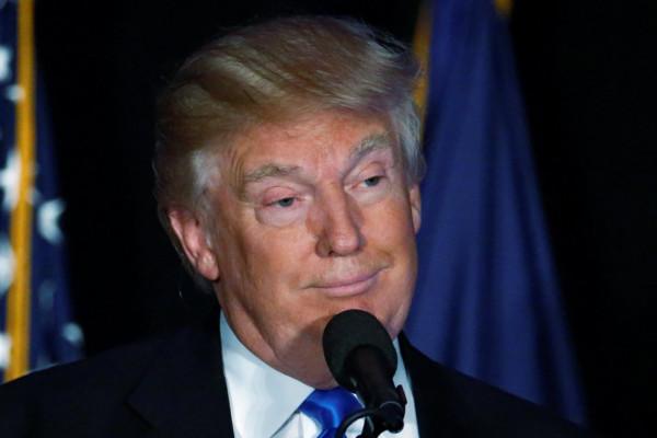 是次美國大選興起名為「事實查核」的風氣,杜林普於總統辯論的多項陳述和指控都被翻查出不符事實。 圖片來源:路透社