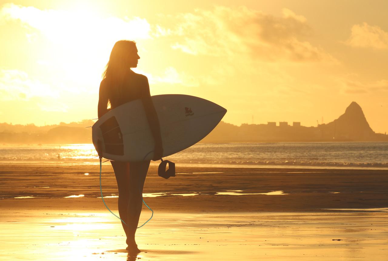 浪花吸金力強,美國加州北部一處滑浪勝地平均每年進帳 450 萬美元。