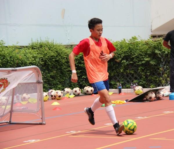 偉廉已入選香港五人足球代表隊,並以當足球員為人生目標。