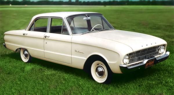 1960 年福特「Ford Falcon」。