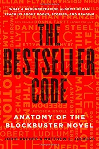 The Bestseller Code: Anatomy of the Blockbuster Novel 書影。圖片來源:Amazon