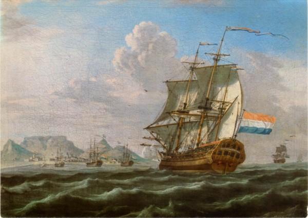 荷蘭人要獨立了,是否就「義不食西班牙粟」? 圖片來源:wikimedia