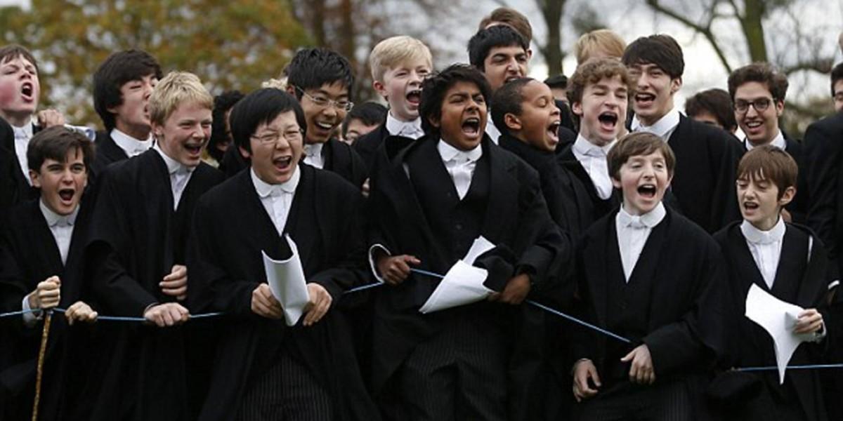 伊頓學生,圖片來源:Reuters