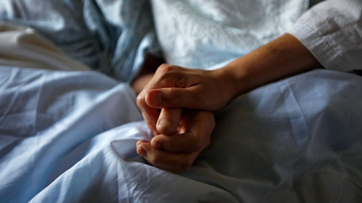 接觸死亡。 圖片來源:路透社