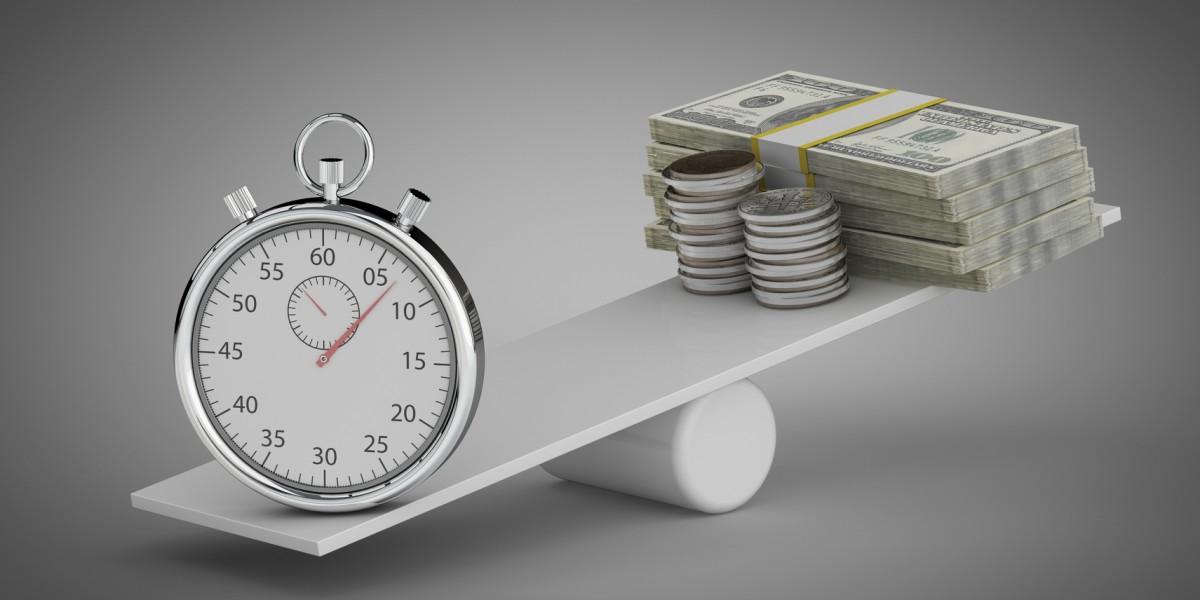 時間對金錢:孰輕孰重?