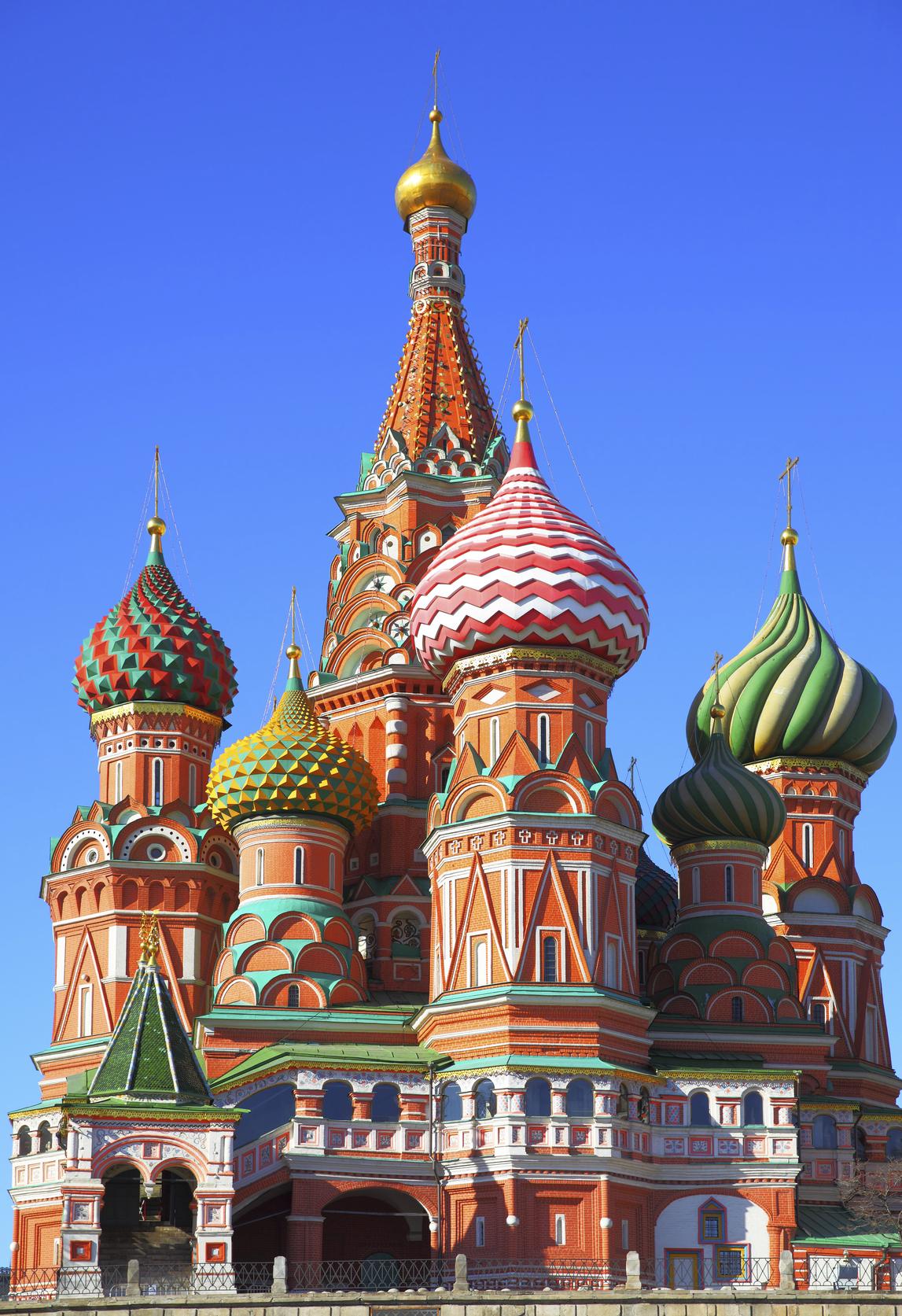雷米諾雅:俄羅斯東正教教堂的特色建築