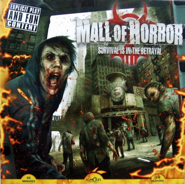 Mall of Horror 遊戲封面