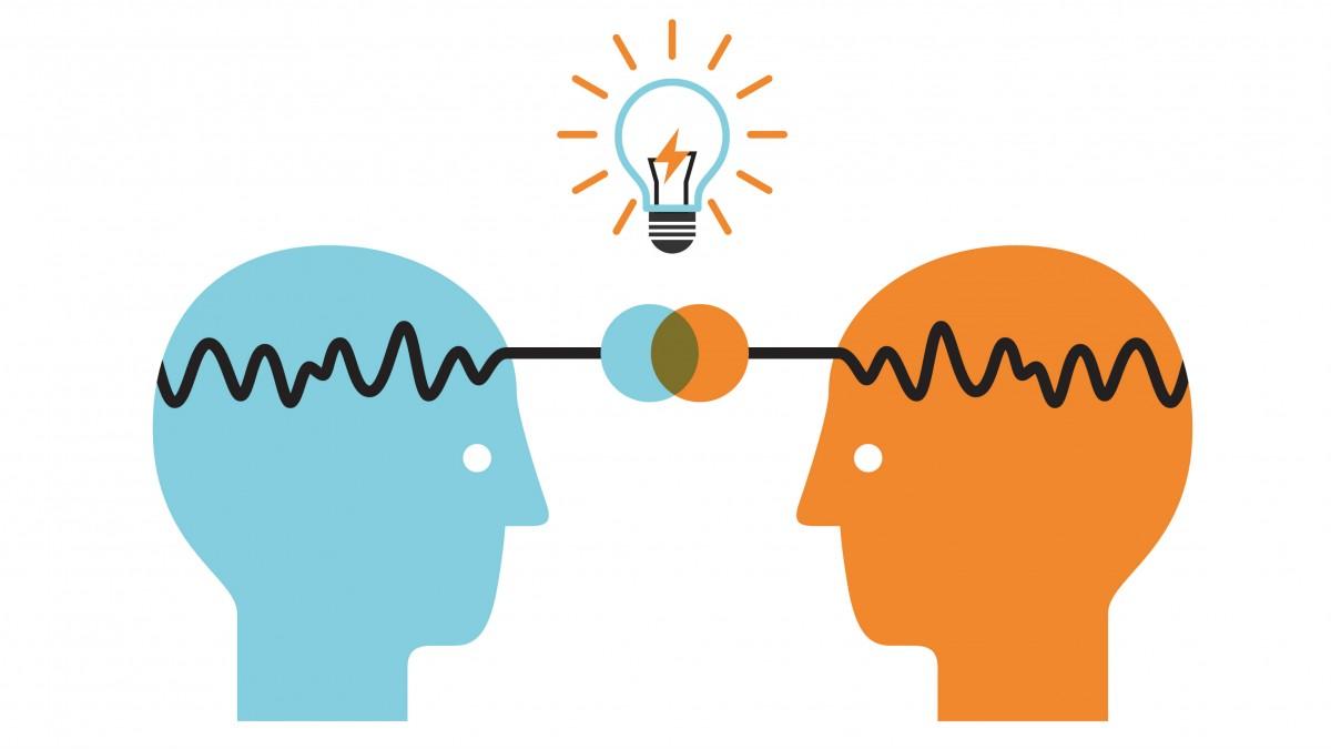 最佳的激發創意小組人數為 2 至 4 人(圖片來源:shutterstock)