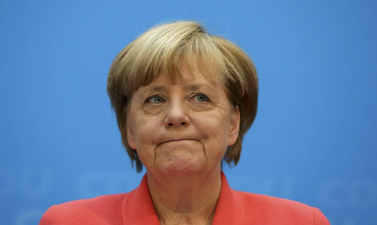 昔日創設歐洲共同體的政治家,若與德國總理默克爾會面,會是如何? 圖片來源:路透社